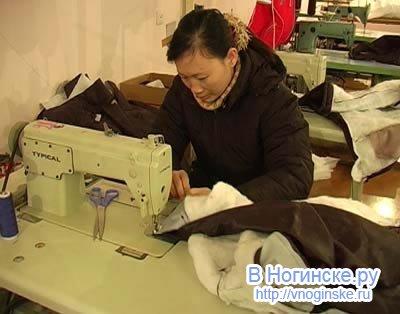 В Ногинске обнаружен подпольный цех по производству спортивной одежды